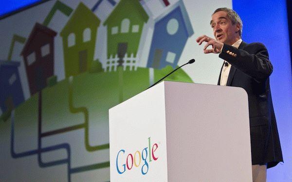 Google CFO talk about motorola phones