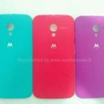 В сети появились фото задних крышек Motorola X Phone