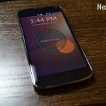 [Видео] Ubuntu Touch билд от 12.09.13