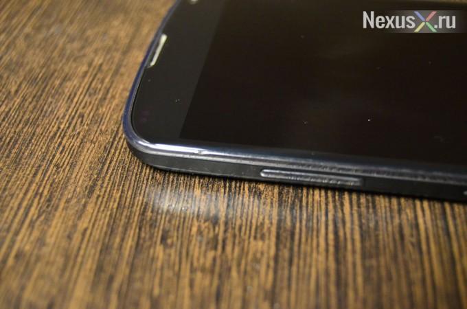 Nexus 4 bend