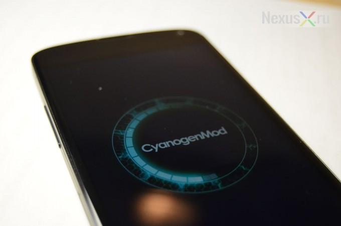 Nexus 4 custom