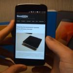 Обзор Ubuntu Touch от 6.02.14