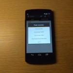 Установка кастомного Recovery на Nexus 5
