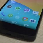 Установка стоковой прошивки на Nexus 5